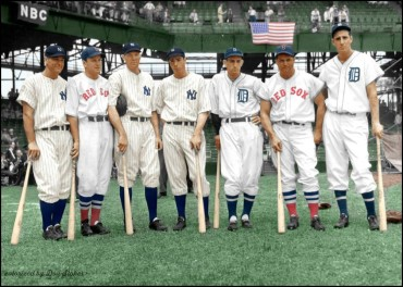 Spotlight on the 1937 All-Star Game
