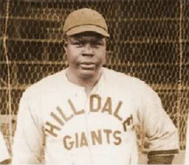 Negro League Featured Piece –  John Beckwith by Kyle McNary