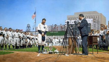 Baseball's Gettysburg Address, 77 Years Ago Today