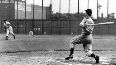Joe DiMaggio's 56-game streak Comes to An End!