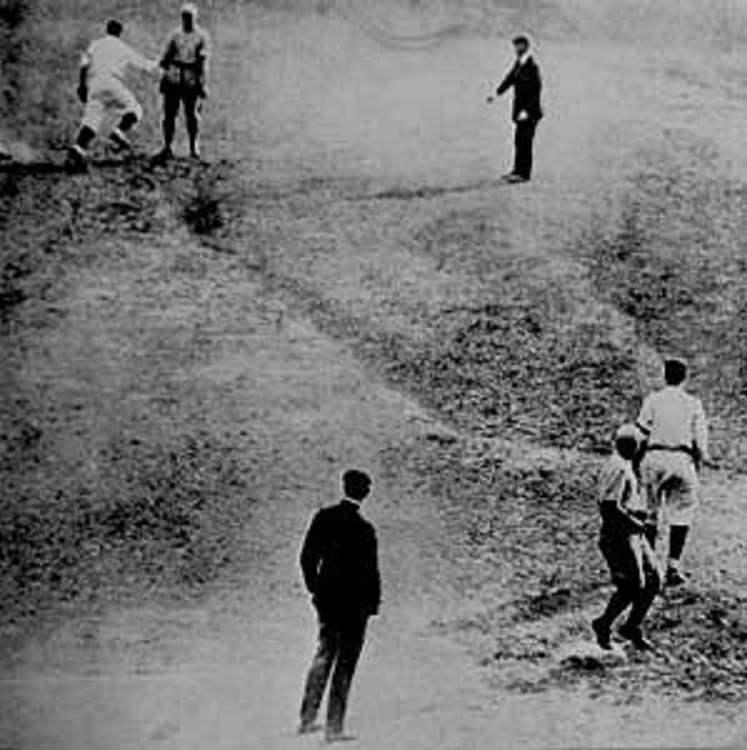 A Real Baseball Oddity: The Unassisted Triple Play