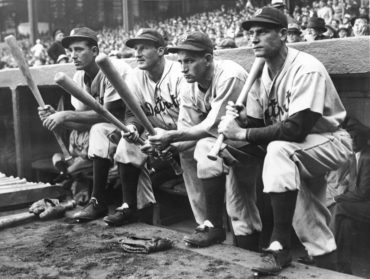 1935 World Series: Tigers vs. Cubs!