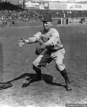 There are errors…AND THEN THERE ARE ERRORS!  Hank Gowdy and the 1924 World Series