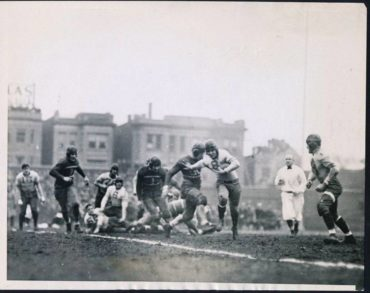 NFL in Ballpark Series – Wrigley Field, Chicago, IL, December 17, 1933- First ever NFL Championship game takes place between Bears and NY Giants
