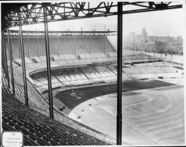Kansas City Municipal Stadium (1923-1976) – Second home to the Athletics, also home to Negro League Monarchs