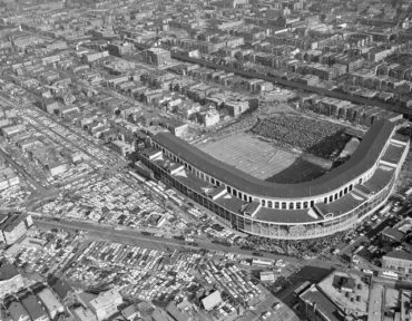 NFL in Ballparks Series – Wrigley Field, Chicago, IL, December 29, 1963 – Bears defeat Giants 14-10 in NFL Championship