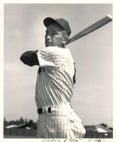 The Phillies Eddie Waitkus Shot By an Obsessed Fan July 14,1949!
