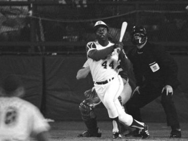"A Tribute to the 1957 MVP: ""Hammerin' Hank"" Aaron"