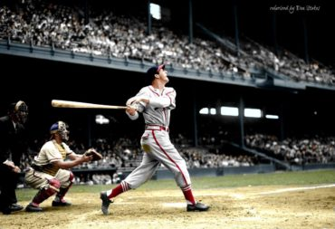 "Happy Birthday to the Great Stan ""The Man"" Musial!"