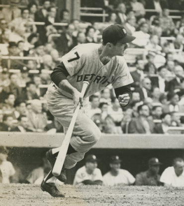 Frank Lane Trades Home Run King Rocky Colavito to the Tigers For Batting Champion Harvey Kuenn!