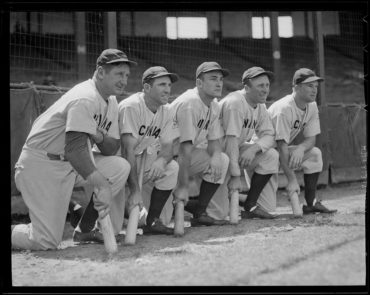 Equal Time for the 1939 Cincinnati Reds!