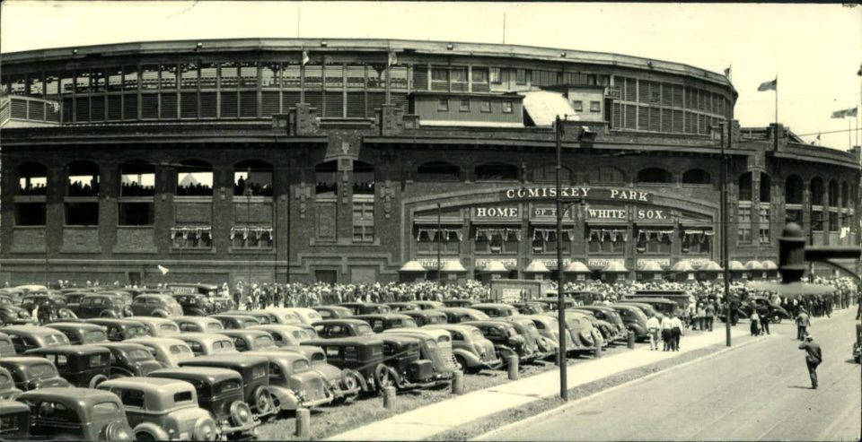 Salute to Old Comiskey Park