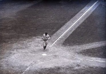 Navin Field, Detroit, MI, July 13, 1934 – Babe Ruth Hits His 700th Career Home Run