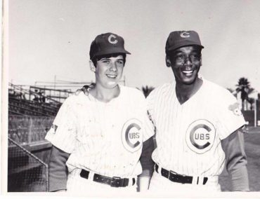 We're Contacted By  Former Cub Batboy, Greg Carlton!