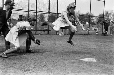 Tribute to the All-American Girls Professional Baseball League!