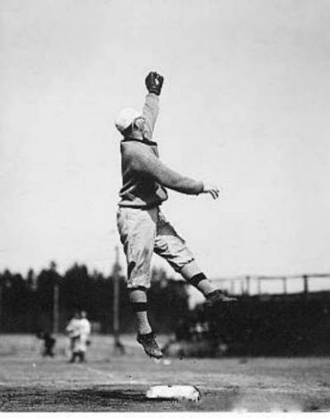 Memorial Day Tribute to World War I Hero Eddie Grant – 10-year veteran who played shortstop and third base. Was killed in battle at Argonne Forest