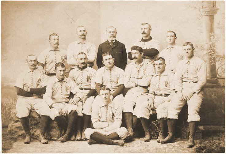 Another Look at the Rare Feat of Four Home Runs in a Game: Ed Delahanty