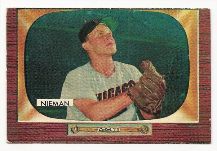 "More ""15 Minutes of Baseball Fame"" – Journeyman Bob Nieman!"