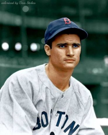 We Say A Sad Good-Bye to Hall-of-Famer Bobby Doerr
