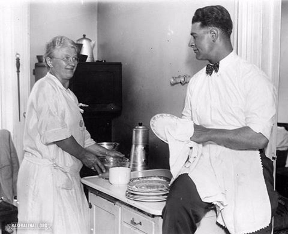 Happy Thanksgiving From Baseball History Comes Alive!