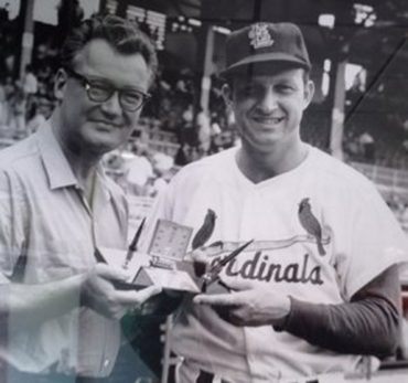 Harry Caray Almost Killed 49 Years Ago Today!