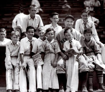 From the Lighter Side: Lou Gehrig and Kids!