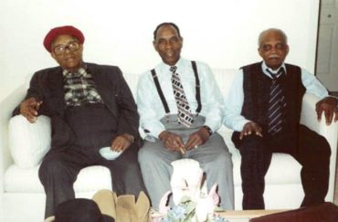 Negro League Historian Kyle McNary's 10-Days with Three Negro League Legends