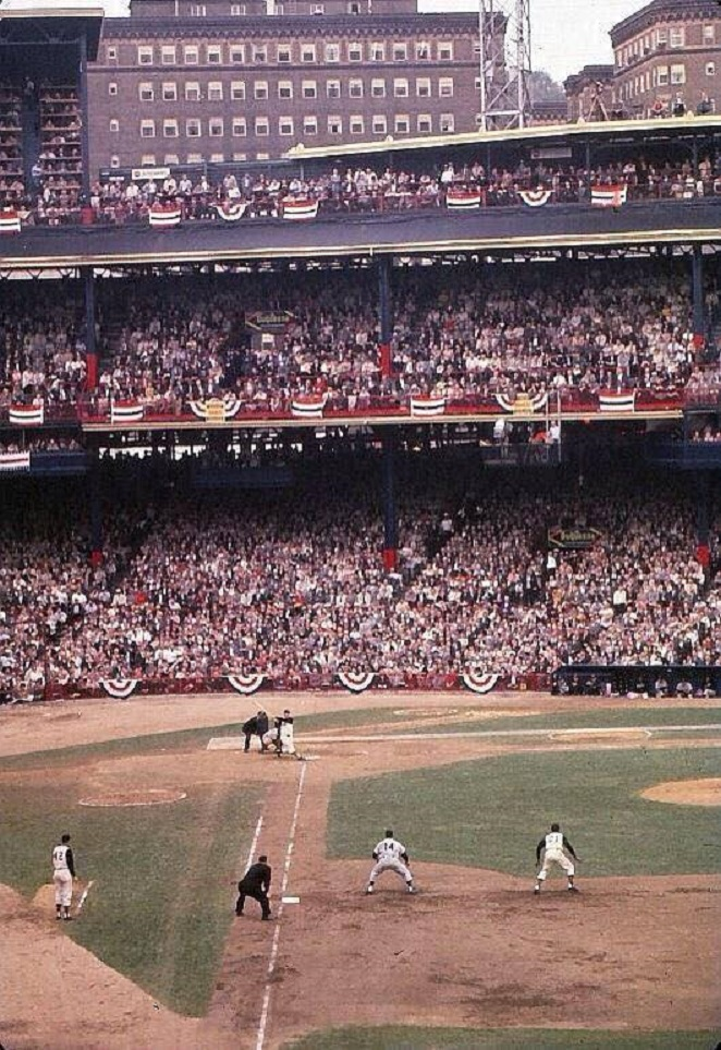 The Classic 1960 World Series