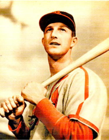 """Greatest Individual Seasons of All-Time  Stan """"The Man"""" Musial, 1948"""