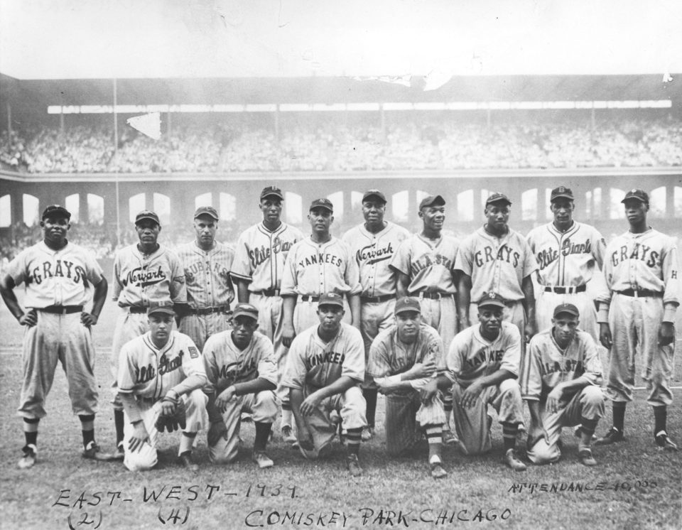 1939 Negro League East-West All-Star Game