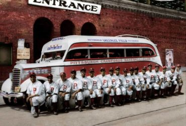 Salute to the Negro Leagues: The Great Pittsburgh Crawfords!