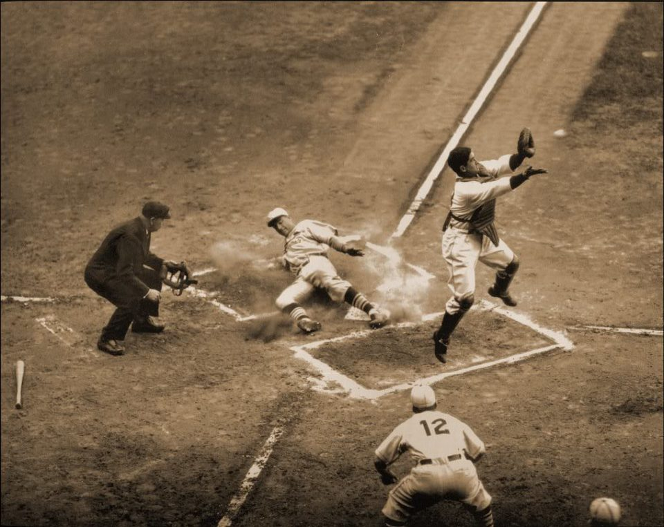 """1934 World Series and the """"Gas House Gang"""""""
