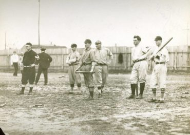 Spring Training, 1912 Style!