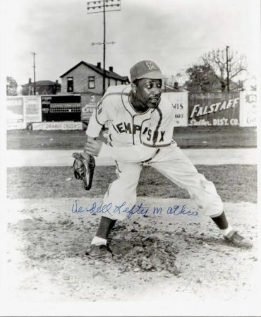 Negro League Featured Piece – Verdell Mathis by Kyle McNary