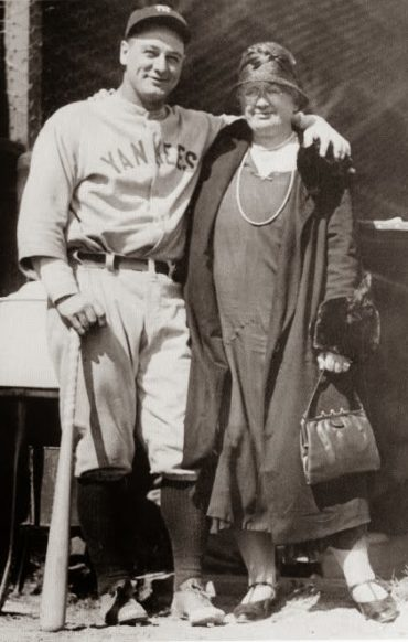 """Happy Mothers' Day to All """"Baseball Mothers!"""""""