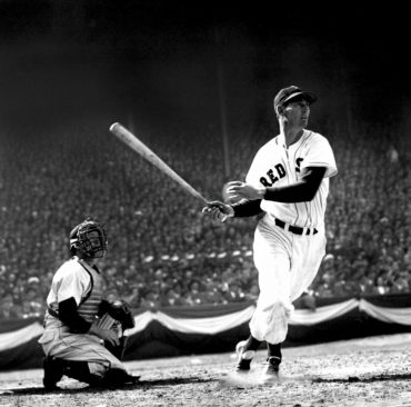 Decade Triple Crown Winner: Ted Williams, 1940s