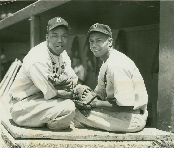 Salute to the Negro Leagues: The Great Baseball Pioneer, Larry Doby!