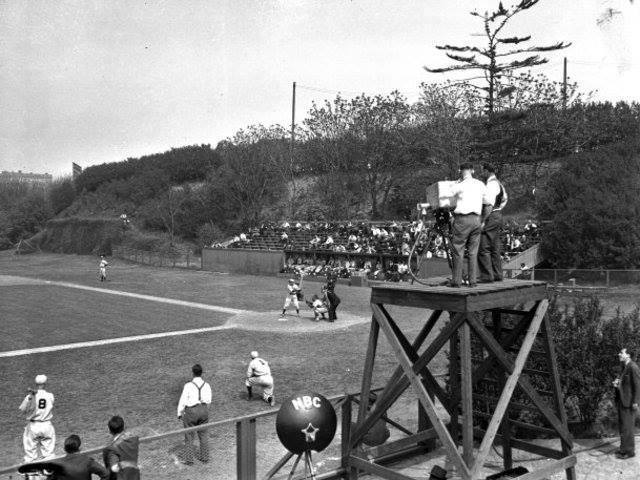 Andy Coakley Field Manhattan NY May 17 1939 Princeton At Columbia