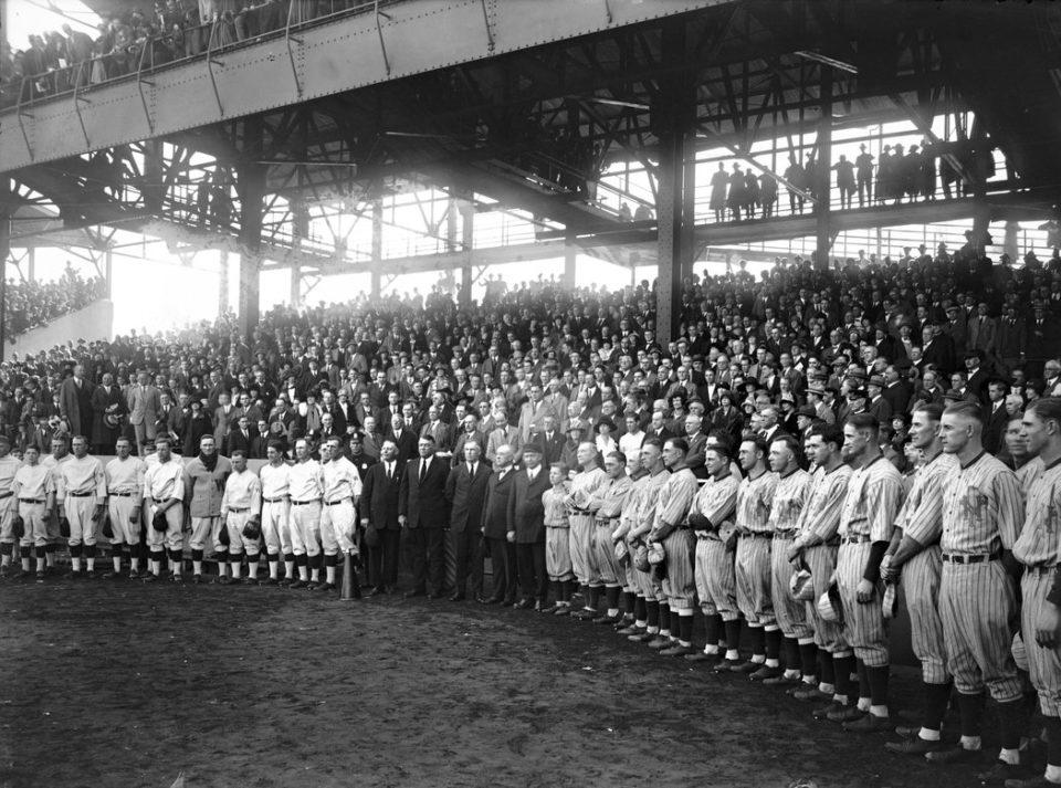 The Confusing History of the Washington Baseball Franchise!