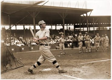 "Spotlight on Frank ""Home Run"" Baker and the 1911 World Series!"