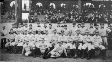 We're Contacted by Relatives of the Pitcher-Catcher Battery Mates from the Very First World Series, 1903!