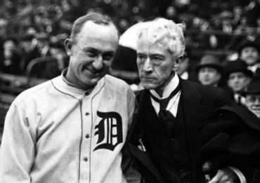 Judge Landis Hired by Major League Baseball, November 12, 1920!