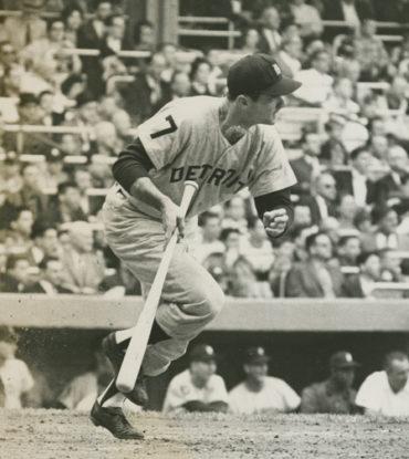 Frank Lane Trades Home Run King Rocky Colavito to the Tigers For Batting Champion Harvey Kuenn!
