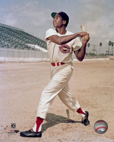 Tribute to Frank Robinson, the 1956 Rookie of the Year!