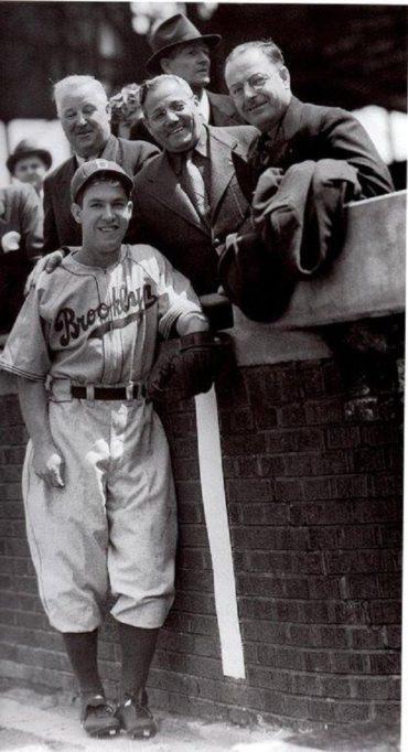 """Another Edition of: """"Baseball's Forgotten Stars!"""" – Pistol Pete Reiser"""