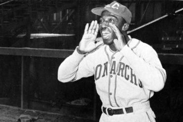 "Salute to the Negro Leagues: James ""Cool Papa"" Bell!"