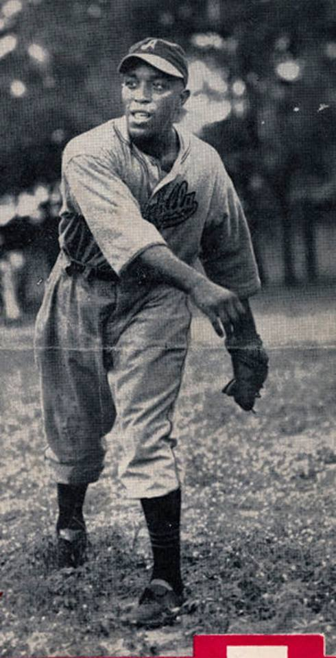 """Salute to the Negro Leagues: Leon Day, """"One of the Best Ever!"""""""