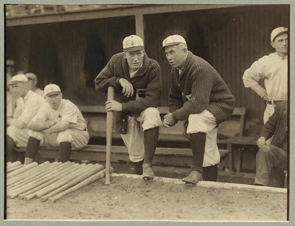 """Spotlight on the Dead Ball Era: Baseball """"Lifer,"""" Pat Moran"""