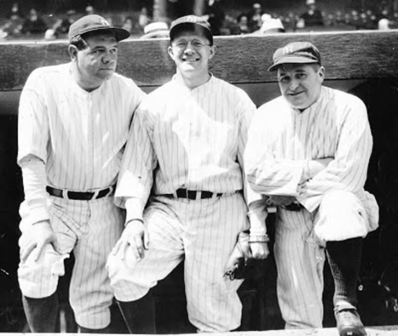 The Joe McCarthy Era Begins in New York, April 13, 1931!