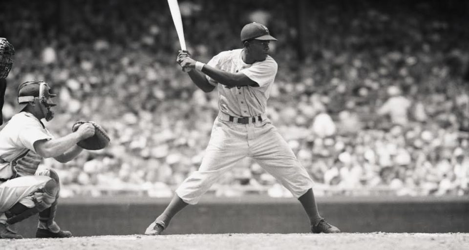 A Tribute to Jackie Robinson by Kyle McNary